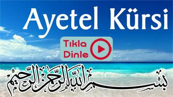Ayetel Kürsi dinle - Youtube